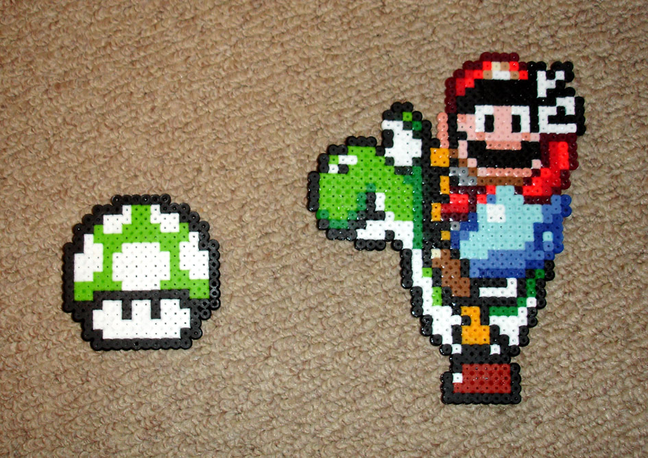 how to make video game sprites